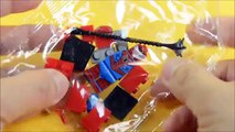 All New Amazing Spider-Man Unofficial LEGO Minifigures w/ Buildable Spider-Jet