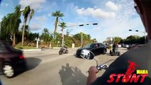 ★ Police VS Moto - Police CHASE Motorcycle Cops Riding WHEELIES - Compilation