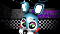 fnaf when withered foxy meets toy foxy (fnaf 1 foxy)
