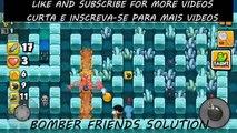 Bomber Friends Level 174 / Nível 174 / Fase 174 #BFS Solução