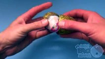 Learn Colours with Surprise Nesting Eggs! Opening Surprise Eggs with Kinder Egg Inside! Lesson 23