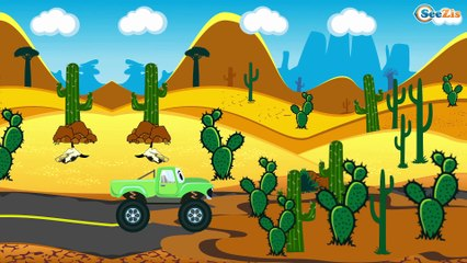 The Tow Truck and his friends in the City! Super Truck and Cars   Trucks cartoon