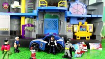 Imaginext Superman and Robin find blind bags in SPACE! Lego Batman Movie DC Marvel Ooshies Series 2