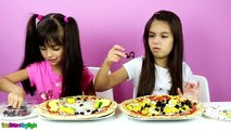 Pizza Challenge | SAMREEN ALI - video dailymotion
