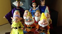 Disney Store Classic Doll Collection Snow White and the Seven Dwarfs Seven Dwarfs new review