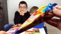 Dégustation Candysan en famille | LE PIMENT CEST PAS POUR LES ENFANTS !