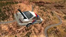 Epic High Speed Jumps #4 | BeamNG Drive Cars Crashes Compilation Montage