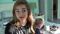 I HAVE ANOTHER BROTHER!   My Little Brother Does My Makeup!