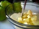 DUTCH APPLE PIE - How to make DUTCH APPLE PIE recipe
