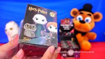 Juguetes sorpresa - Cajas con sorpresas vinyl Funko de Five Nights at Freddys (FNAF), Harry Potter
