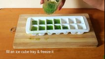 Remove Pimples Acne Overnight - Neem ice cubes Remove Dark Spots, Blemishes, Acne Scars