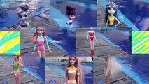 Como fazer: Biquini para boneca Barbie - passo a passo roupa Barbies DisneySurpresa