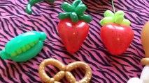 Balloon Strawberries! (Balloon Twisting Food #1)