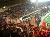 PSG - Nancy : Entrée des joueurs