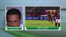 Vitória 1 x 2 Sport - Luxemburgo fala após vitória fora de casa
