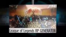 League of Legends Riot Points Generator Hack 2017 - Free Riot Points Codes