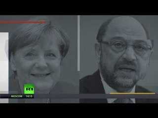 'Duel? More like a Duet': Merkel vs Schulz - not much difference?