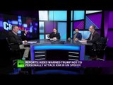 CROSSTALK BULLHORNS: Neocons Win (Extended version)