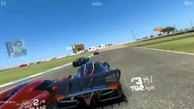 Real Racing 3 Gameplay, Pagani Zonda R, Indianapolis Motor Speedway Road Course