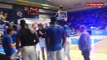 Basket-Pro B. Ujap Quimper - Le Havre (69-64) : la réaction de Laurent Foirest