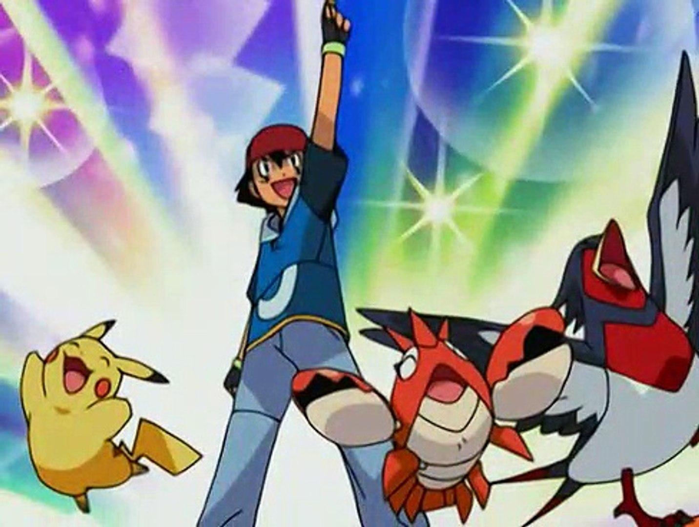 Pokemon - 429 - On Olden Pond! - Dailymotion Video