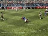 pes2008 Retournée Etoo' (20m) FC Barcelona pes