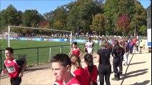 Cross pompiers à Saint-Georges-de-Reneins le 14 octobre