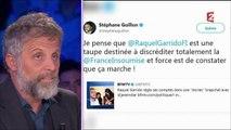 """ONPC : pour Stéphane Guillon, Raquel Garrido est une """"taupe"""""""