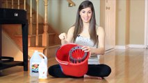 How to Clean Hardwood Floors (Household Cleaning Ideas That Save Time & Money) Clean My Space