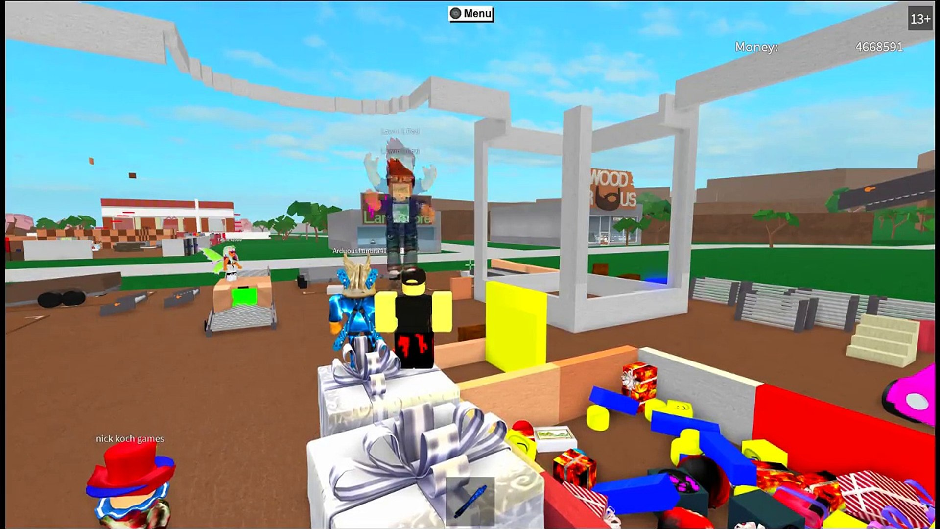 New Money Dupe Glitch Lumber Tycoon 2 Roblox Video Dailymotion