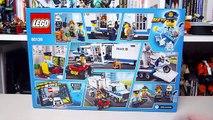 [Geek Brick Обзор] LEGO CITY 60139 Мобильный командный центр