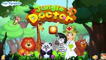 Fun Jungle Animals Care - Children Learn How To Take Care Of Jungle Animal - Kids Educational Games