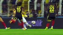 Giuliano Goal HD - Fenerbahce2-0Yeni Malatyaspor 15.10.2017