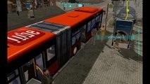 Bus Simulator new Linie 72 #1/2-Erste Fahrt auf High-version