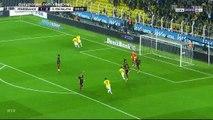Giuliano Goal HD - Fenerbahce 2 - 0 Yeni Malatyaspor - 15.10.2017 (Full Replay)