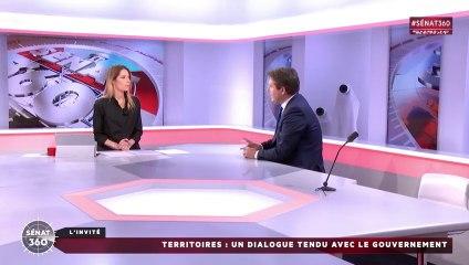 Territoires : dialogue tendu avec le gouvernement