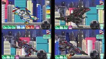 Dino Robot Corps #2: T-Rex Cops & Transformers   Eftsei Gaming