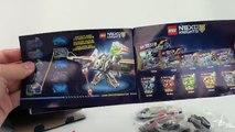 LEGO NEXO KNIGHTS: Battle Suit Lance 70366 - Lets Build!