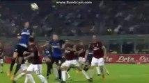 Résumé Inter Milan 3-2 AC Milan buts Icardi 15.10.2017
