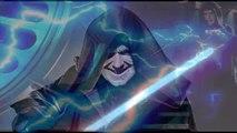 Star wars: ¿Que Paso Con Los Sables De Darth Sidious?