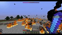 Minecraft one command block- Wither Storm boss battle 1.8.9 (From Minecraft Story Mode)