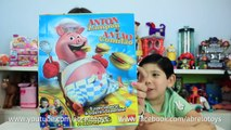 Juego de mesa Abrelo Toys Anton Zampon o Pop The Pig el Chancho   Juegos de Mesa AbreloToys