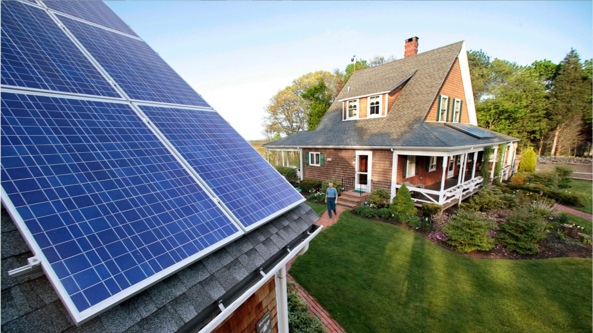 Your Home Could Be Powered By Solar Powered Batteries In The Near Future