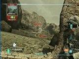 Ghost recon advanced warfighter 2 solo sur PS3