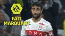 2 buts et une passe décisive, Fekir royal ! 9ème journée de Ligue 1 Conforama / 2017-18