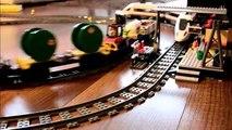 Lego City Trains 60050, 60051, 60052