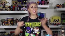 TEEN TITANS GO! T-Car In Real Life + A Real Teen Titans Go Car Make Over & My Teen Titans Collection