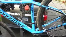 Mountain biking for beginners, what you need to buy. Cannondale Trail Sl 29er