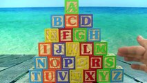 ABC Blocks Learning ABCs Alphabet with Building Blocks!