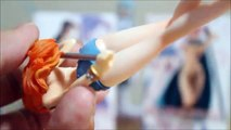 Unboxing Nami, Nico Robin and Rebecca from One Piece Bandai One Piece Styling ~Girls Selection~